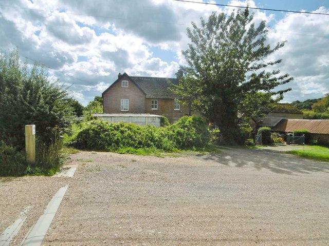 Holwell Farmhouse