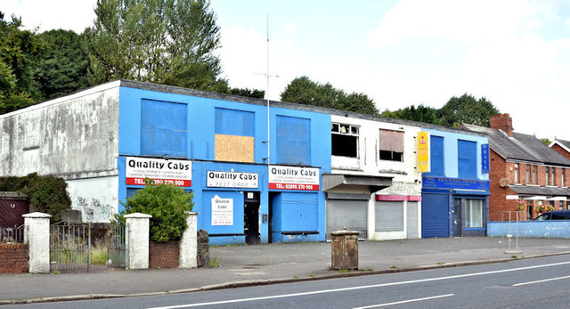 Nos 558-564 Shore Road, Belfast (September 2017)