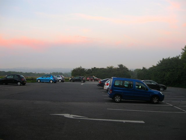 Car Park, Highdown Hill