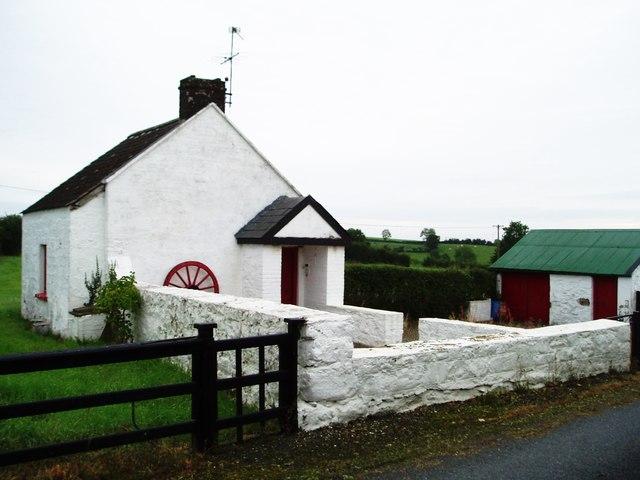 House Near Drumhillock