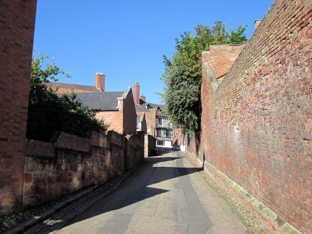 St Marys Watergate Shrewsbury