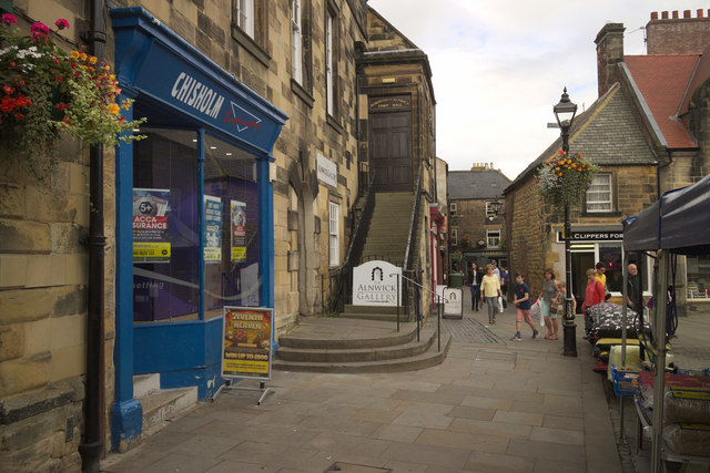 Chisholm Bookmakers, Alnwick
