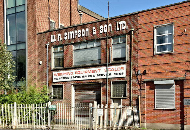 Nos 96-98 Gt Patrick Street, Belfast (September 2017)