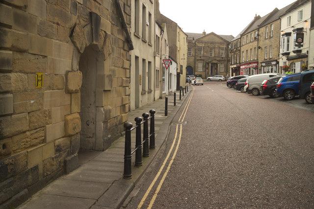 Fenkle Street, Alnwick