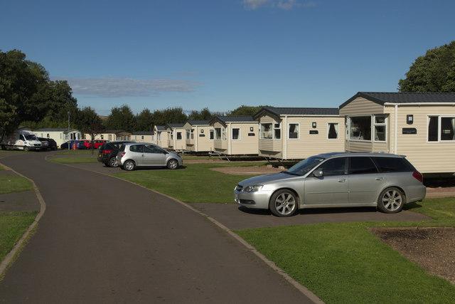 Static Caravans, Thurston Manor Leisure Park