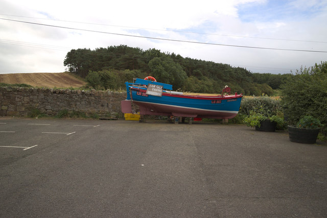 Boat For Sale, Cove
