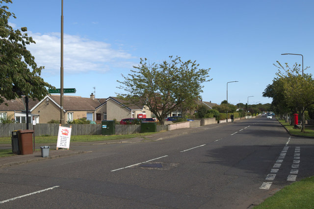 St Baldred's Road