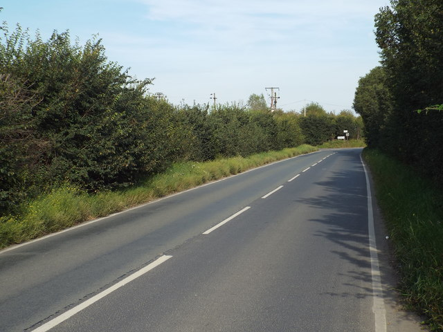Warwick Lane, near Rainham