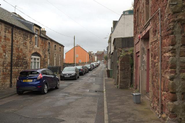 Church Street, Dunbar
