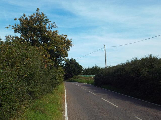 Gerpins Lane, near Upminster