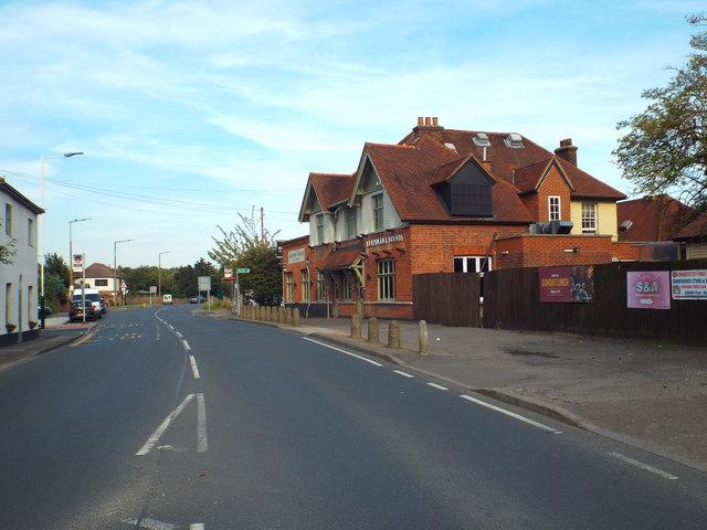 Ockendon Road, Corbets Tey