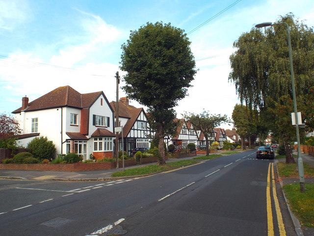 Little Gaynes Lane, near Upminster