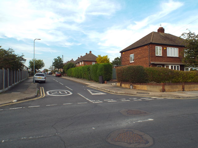 Kempton Avenue, near Hornchurch