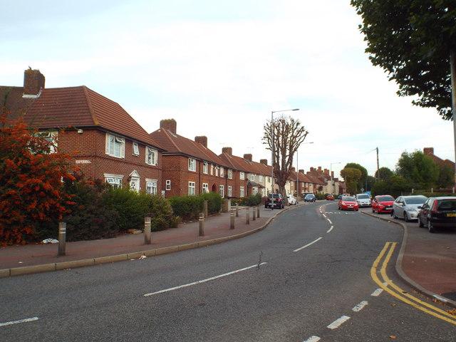 Beverley Road, Becontree