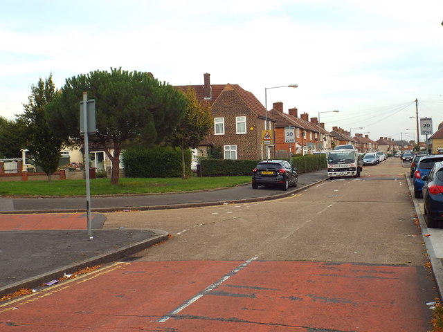 Martin Road, Becontree