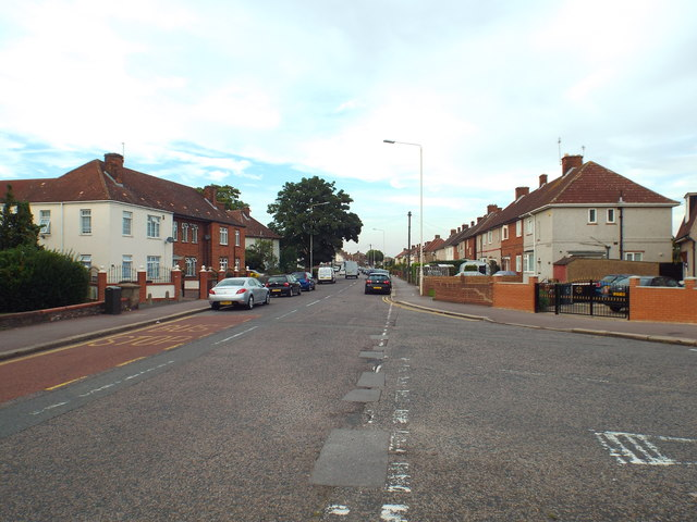Bennett's Castle Lane, Becontree