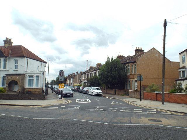 Boleyn Road, West Ham