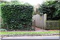 TL0151 : Footpath to Bromham Church by Philip Jeffrey