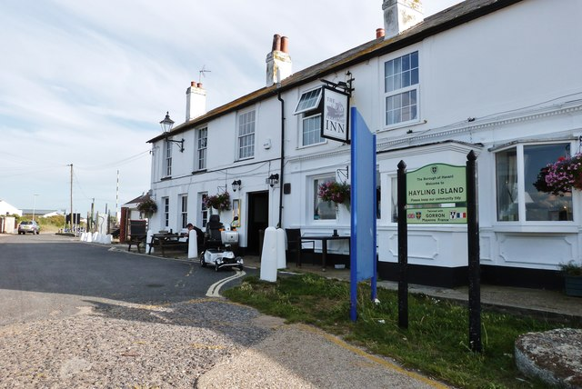 The Ferryboat Inn at Ferry Point,  South Hayling