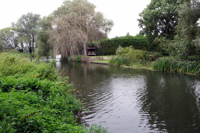 Great Ouse by Clapham