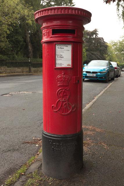 Edward VII Postbox, Kent Road