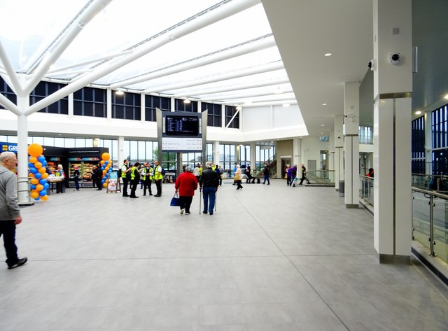 Bolton Interchange