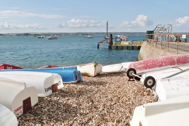 Ferry Point, South Hayling