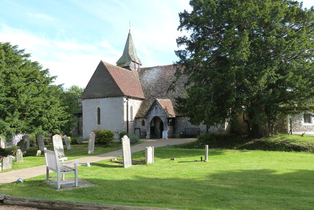 St. Peter's church, North Hayling