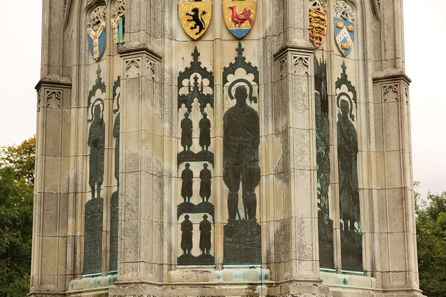 Sledmere Cross - detail