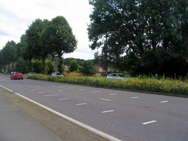 A45 Fletchamstead Highway