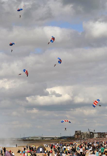 The 2017 Scottish International Airshow