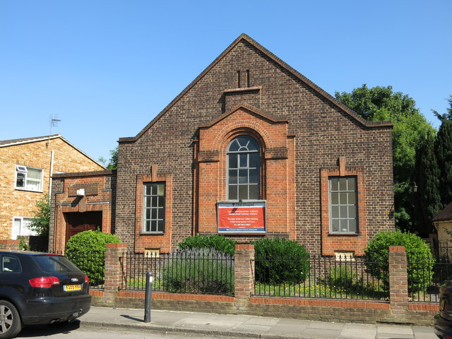 The Chapel, Swan Road