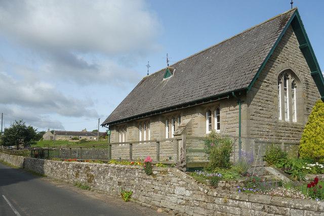 Hepple Village Hall