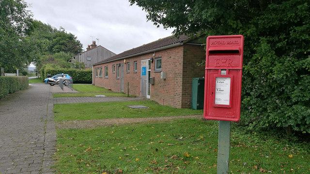 Postbox, Slimbridge