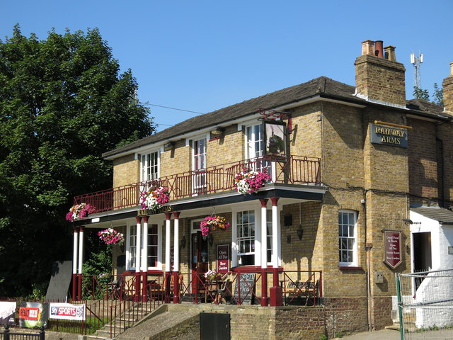 The Railway Arms, Station Road