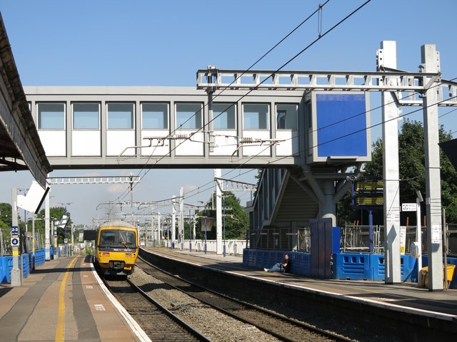 West Drayton station