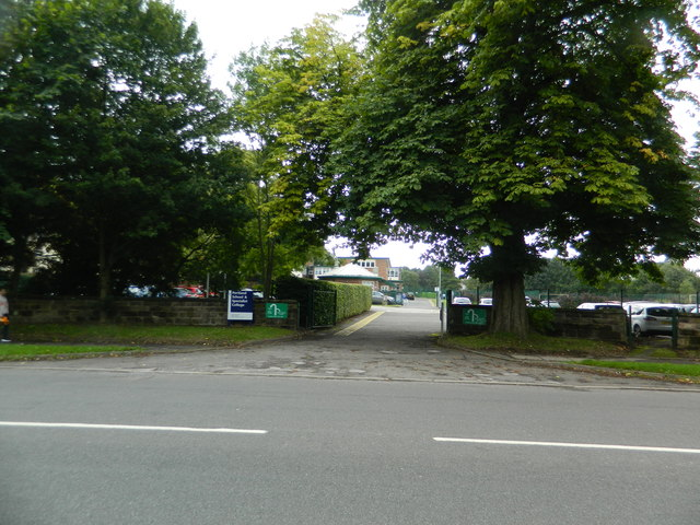 Portland School and Specialist  College, Blythe Bridge