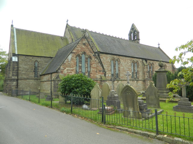 St Peter's Forsbrook, Blythe Bridge