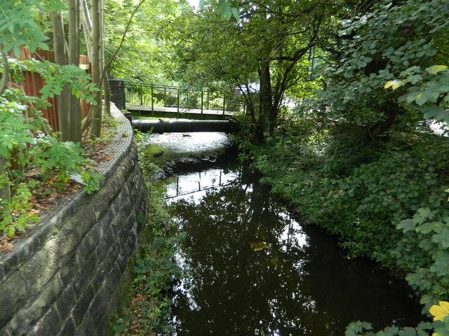 The River Blithe at Blythe Bridge
