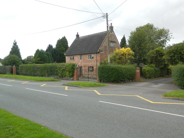 Old house, Grindley Lane, Blythe Bridge