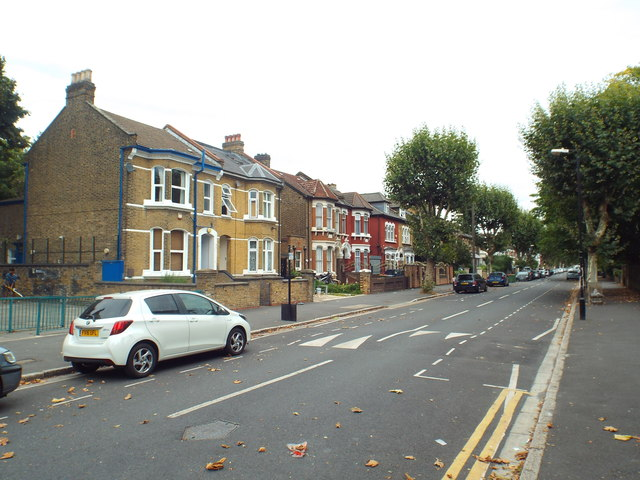Earlham Grove, near Forest Gate