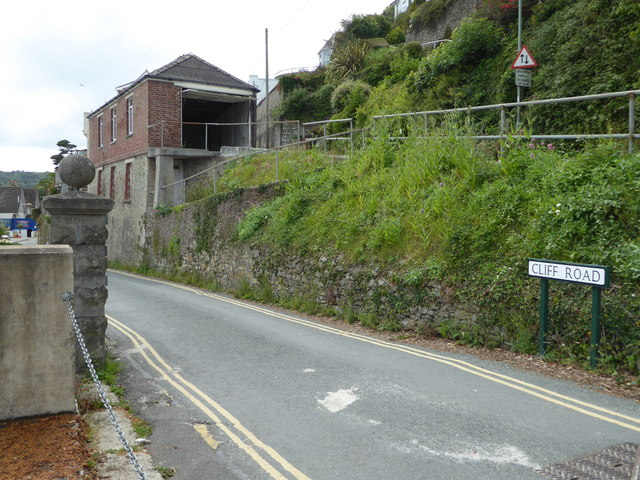 Cliff Road, Salcombe