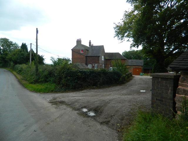 Field House, Dilhorne Rd, near Dilhorne