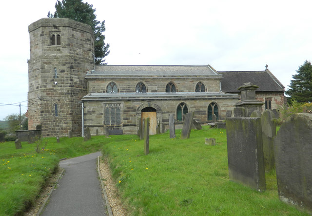All Saints' Church, Dilhorne