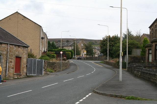 Earby:Stony Bank Road
