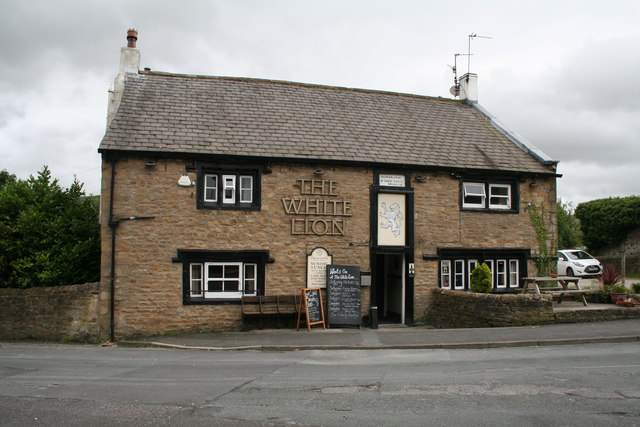 Earby: The 'White Lion'