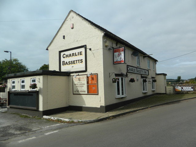 Charlie Bassett's Inn, Dilhorne