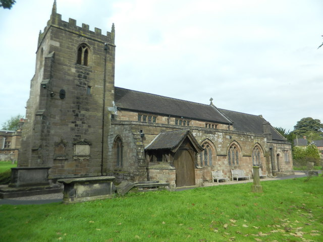 St Peter's Church, Caverswall