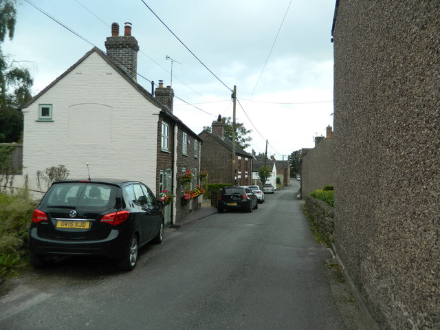High St, Caverswall