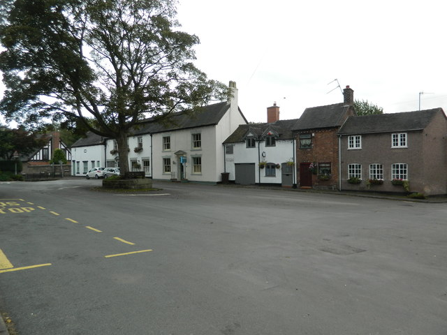 The Square, Caverswall
